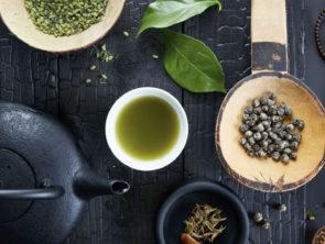 Травяной чай для очищения легких